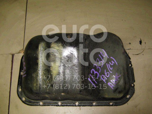 Поддон масляный двигателя для Audi A6 [C4] 1994-1997 - Фото №1