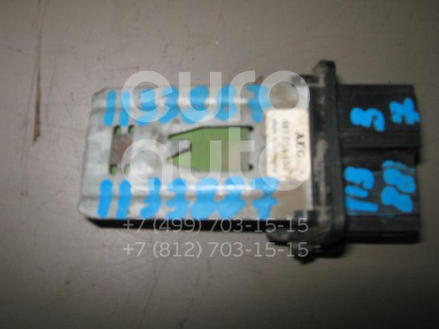 Резистор отопителя для VW Golf III/Vento 1991-1997;Caddy II 1995-2004 - Фото №1