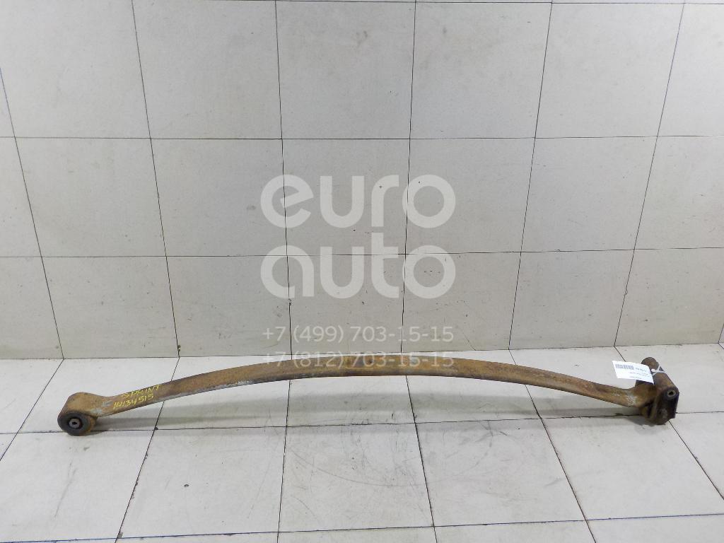 Купить Рессора задняя Mercedes Benz Sprinter (906) 2006-; (9063203106)