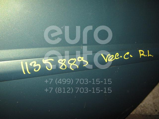Молдинг задней левой двери для Opel Vectra C 2002-2008 - Фото №1