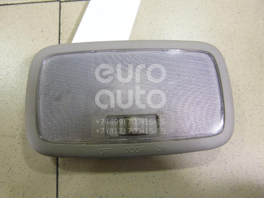 Купить Плафон салонный Kia Soul 2009-2014; (928502H000QW)
