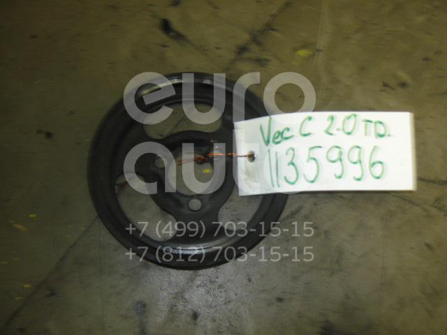 Шкив водяного насоса (помпы) для Opel Vectra C 2002-2008;Astra G 1998-2005;Omega B 1994-2003;Vectra B 1995-1999;Sintra 1996-1999;Frontera B 1998-2004;Signum 2003-2008;Zafira A (F75) 1999-2005;Vectra B 1999-2002 - Фото №1