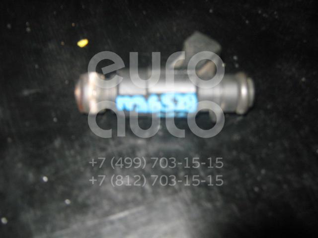 Форсунка инжекторная электрическая для Mercedes Benz W163 M-Klasse (ML) 1998-2004;R129 SL 1989-2001;W202 1993-2000;W220 1998-2005;W210 E-Klasse 1995-2000;C208 CLK coupe 1997-2002;G-Class W463 1989>;W210 E-Klasse 2000-2002 - Фото №1