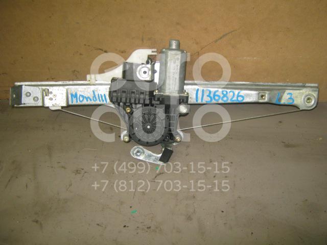 Стеклоподъемник электр. задний левый для Ford Mondeo III 2000-2007 - Фото №1