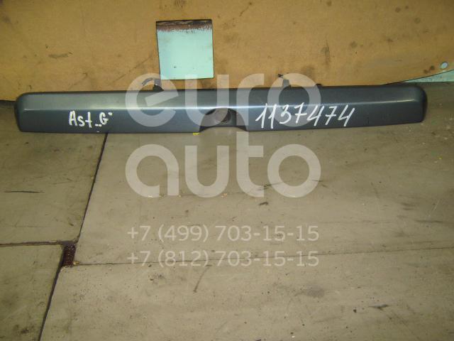 Накладка двери багажника для Opel Astra G 1998-2005;Zafira A (F75) 1999-2005 - Фото №1