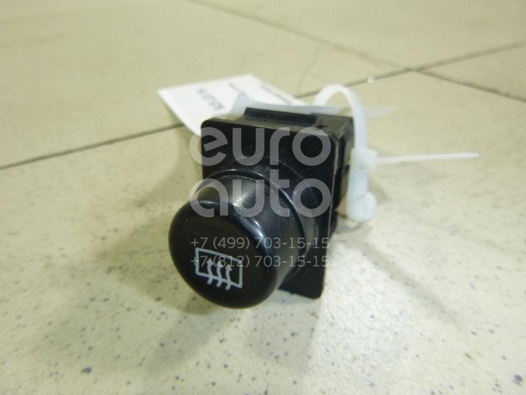 Кнопка обогрева заднего стекла Mitsubishi Pajero/Montero Sport (K9) 1997-2008; (MR240714)