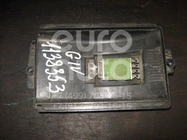 Резистор отопителя для VW,Audi,Skoda,Seat Golf IV/Bora 1997-2005;A3 (8L1) 1996-2003;TT(8N) 1998-2006;Octavia (A4 1U-) 2000-2011;Leon (1M1) 1999-2006;Toledo II 1999-2006;Octavia 1997-2000;Passat [B5] 1996-2000;New Beetle 1998-2010 - Фото №1