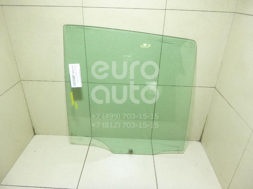 Стекло двери задней правой Mercedes Benz W163 M-Klasse (ML) 1998-2004; (1637351010)