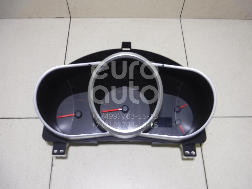 Купить Панель приборов Mazda CX 7 2007-2012; (EH4155471A)