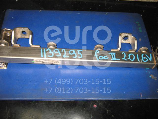 Рейка топливная (рампа) для Ford,Volvo Focus II 2005-2008;Fusion 2002-2012;C-MAX 2003-2011;Mondeo III 2000-2007;Fiesta 2001-2008;V50 2004-2012;S-MAX 2006-2015;Mondeo IV 2007-2015;Focus II 2008-2011 - Фото №1