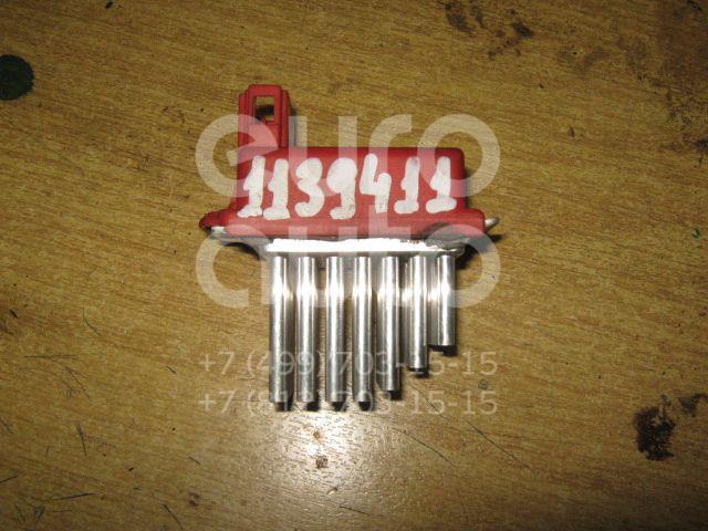 Резистор отопителя для VW,Audi,Skoda Golf IV/Bora 1997-2005;A3 (8L1) 1996-2003;A4 [B5] 1994-2001;TT(8N) 1998-2006;Octavia (A4 1U-) 2000-2011;Octavia 1997-2000;Golf III/Vento 1991-1997;Passat [B3] 1988-1993;Passat [B4] 1994-1996 - Фото №1