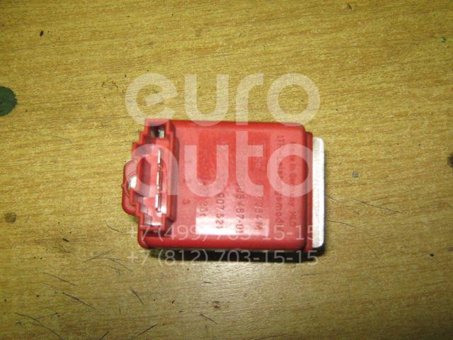 Резистор отопителя для VW,Audi,Skoda,Seat Golf IV/Bora 1997-2005;A3 (8L1) 1996-2003;A4 [B5] 1994-2001;TT(8N) 1998-2006;Octavia (A4 1U-) 2000-2011;Toledo II 1999-2006;Octavia 1997-2000;Golf III/Vento 1991-1997;Passat [B3] 1988-1993 - Фото №1
