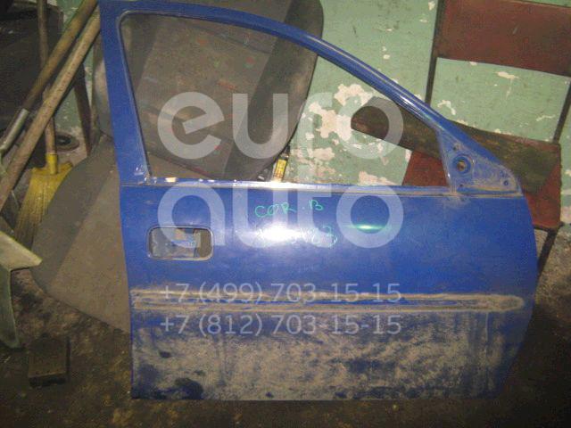 Дверь передняя правая для OPEL Corsa B 1993-2000 - Фото №1