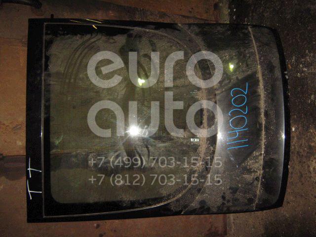 Дверь багажника со стеклом для Audi TT(8N3) 1998-2006 - Фото №1