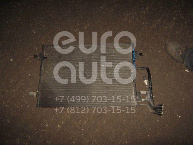 Радиатор кондиционера (конденсер) для VW Passat [B5] 2000-2005 - Фото №1