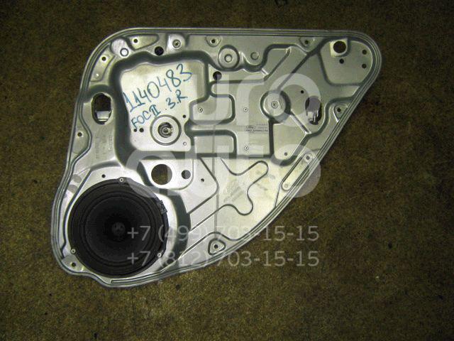 Стеклоподъемник электр. задний правый для Ford Focus II 2005-2008;C-MAX 2003-2011;Focus II 2008-2011;Kuga 2008-2012 - Фото №1