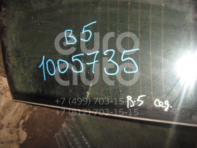 Стекло заднее для VW Passat [B5] 1996-2000;Passat [B5] 2000-2005 - Фото №1