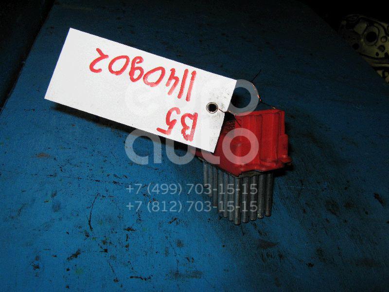 Резистор отопителя для Skoda Passat [B5] 2000-2005;A3 (8L1) 1996-2003;A4 [B5] 1994-2000;TT(8N3) 1998-2006;Octavia (A4 1U-) 2000-2011;Octavia 1997-2000;Golf IV/Bora 1997-2005;Passat [B3] 1988-1993;Passat [B4] 1994-1996 - Фото №1