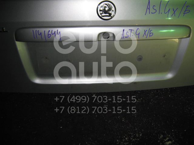 Накладка двери багажника для Opel Astra G 1998-2005 - Фото №1