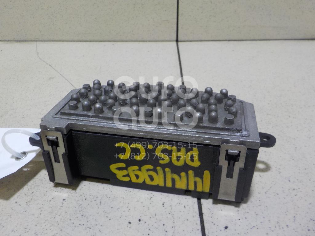 Резистор отопителя VW Passat CC 2008-; (3C0907521F)  - купить со скидкой
