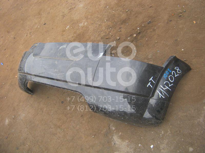 Бампер задний для Audi TT(8N3) 1998-2006 - Фото №1