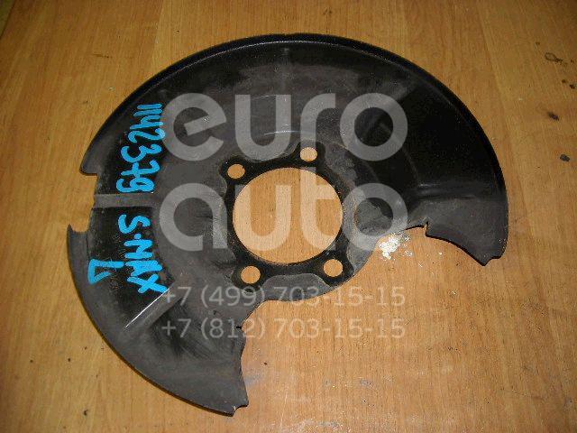 Щит опорный задний левый для Ford S-MAX 2006> - Фото №1