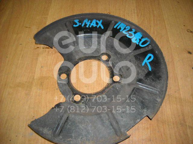 Щит опорный задний правый для Ford S-MAX 2006-2015 - Фото №1