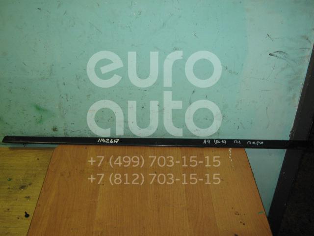 Молдинг передней левой двери для Audi A4 [B6] 2000-2004;A4 [B7] 2005-2007 - Фото №1