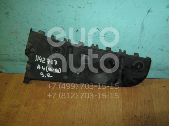 Направляющая заднего бампера правая для Audi A4 [B6] 2000-2004;A4 [B5] 1994-2000 - Фото №1