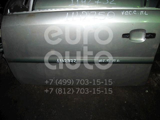 Молдинг передней левой двери для Opel Vectra C 2002-2008 - Фото №1