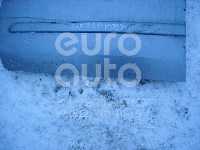 Молдинг передней левой двери для Opel Zafira B 2005-2012 - Фото №1