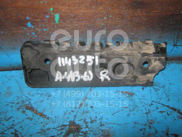 Направляющая переднего бампера правая для Audi A4 [B6] 2000-2004 - Фото №1