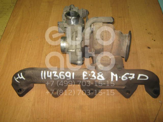 Турбокомпрессор (турбина) для BMW 7-серия E38 1994-2001 - Фото №1