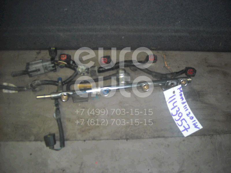 Рейка топливная (рампа) для Ford Mondeo III 2000-2007 - Фото №1