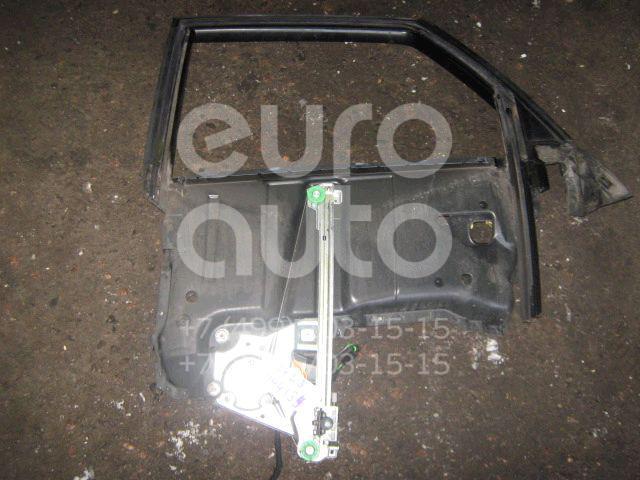 Стеклоподъемник электр. задний левый для Audi A6 [C4] 1994-1997 - Фото №1