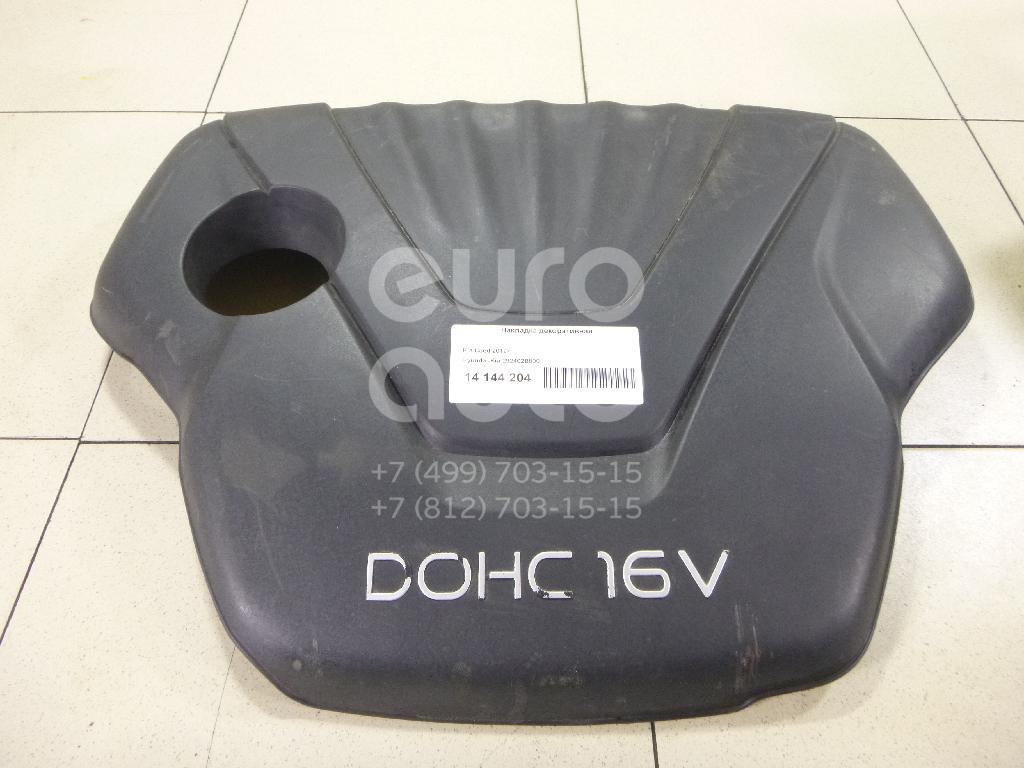 Купить Накладка декоративная Kia Ceed 2012-; (292402B800)