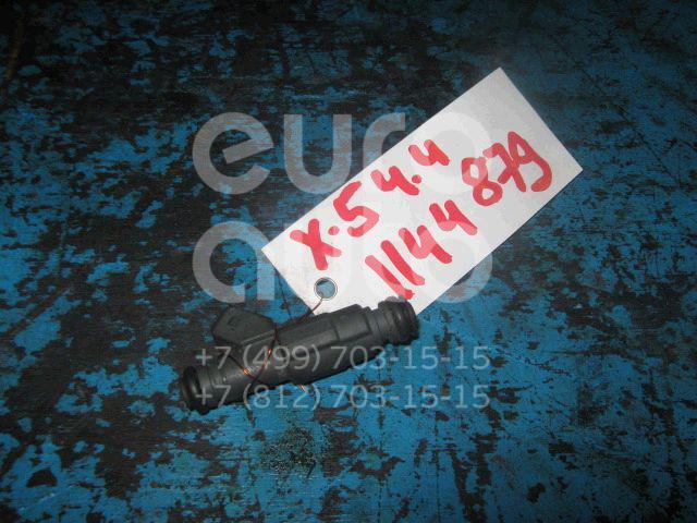 Форсунка инжекторная электрическая для BMW,Land Rover X5 E53 2000-2007;5-серия E39 1995-2003;7-серия E38 1994-2001;Range Rover III (LM) 2002-2012;Z8 E52 2000-2003 - Фото №1