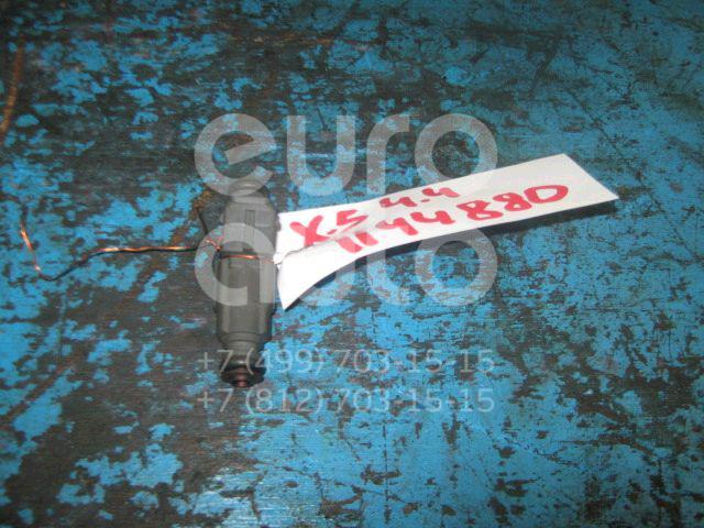 Форсунка инжекторная электрическая для BMW X5 E53 2000-2007;5-серия E39 1995-2003;7-серия E38 1994-2001;Range Rover III (LM) 2002-2012;Z8 2000-2003 - Фото №1