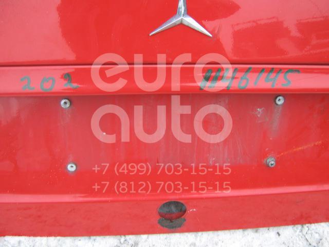 Накладка крышки багажника для Mercedes Benz W202 1993-2000 - Фото №1