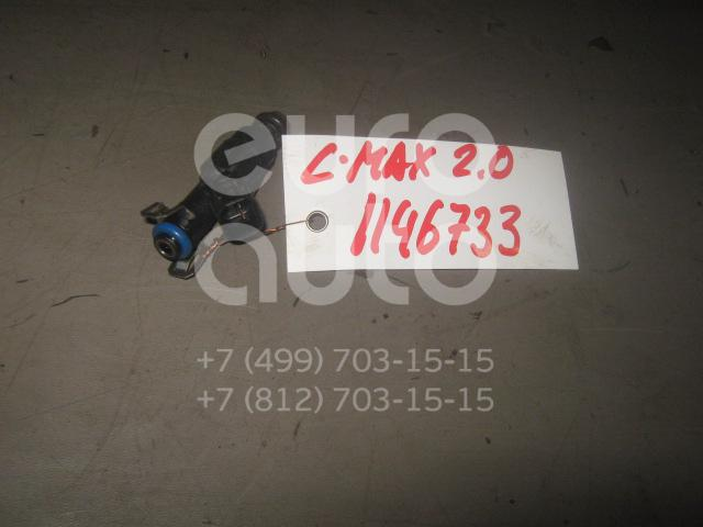 Форсунка инжекторная электрическая для Ford,Mazda,Volvo C-MAX 2003-2010;Focus II 2005-2008;Fusion 2002-2012;Mondeo III 2000-2007;Mazda 5 (CR) 2005-2010;MPV II (LW) 1999-2006;323 (BJ) 1998-2003;Mazda 6 (GG) 2002-2007;Mazda 3 (BK) 2002-2009;Fiesta 2001-2008;S40 2004-2012;V50 2004-2012 - Фото №1