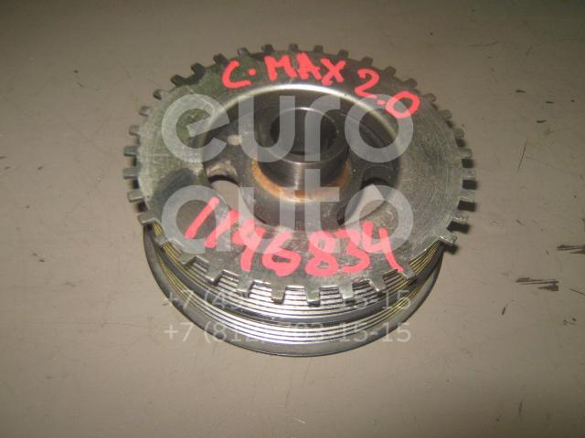 Шкив коленвала для Ford C-MAX 2003-2011 - Фото №1
