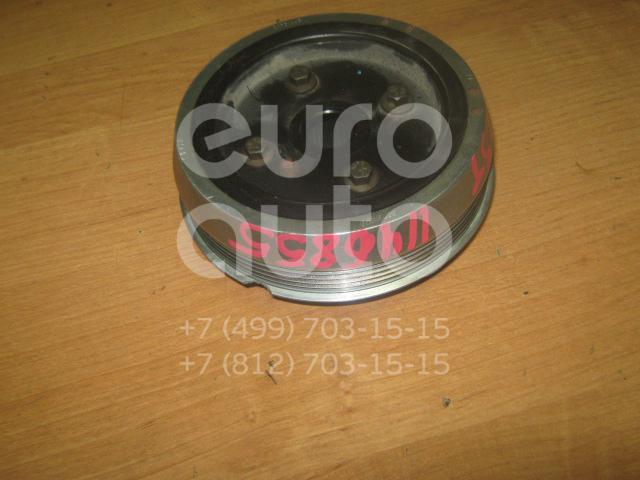 Шкив коленвала для Ford Mondeo IV 2007-2015;Focus II 2005-2008;S40 2004>;S-MAX 2006>;C30 2006>;Focus II 2008-2011;Kuga 2008-2012 - Фото №1