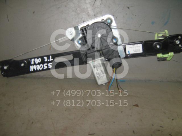 Стеклоподъемник электр. задний левый для BMW 3-серия E90/E91 2005-2012 - Фото №1