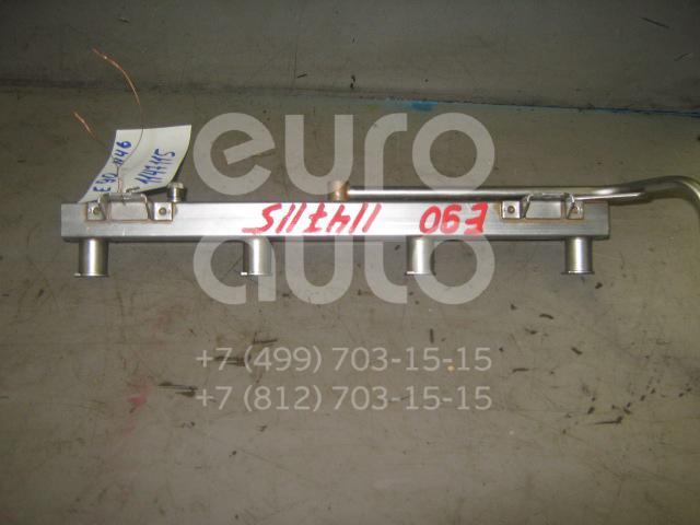 Рейка топливная (рампа) для BMW 3-серия E90/E91 2005-2012 - Фото №1