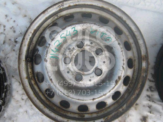 Диск колесный железо для Mercedes Benz Vito (638) 1996-2003 - Фото №1