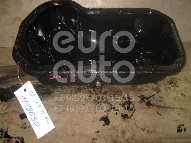 Поддон масляный двигателя для VW,Ford Sharan 1995-1999;Galaxy 1995-2006 - Фото №1