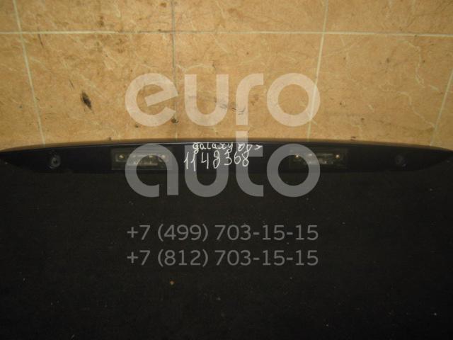 Накладка двери багажника для Ford Galaxy 1995-2006 - Фото №1