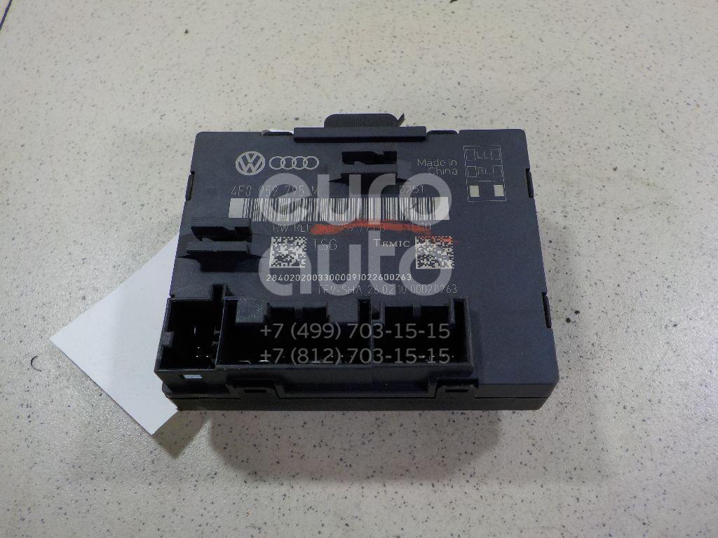 Блок комфорта Audi Allroad quattro 2006-2012; (4F0959795M)  - купить со скидкой