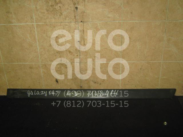 Молдинг задней левой двери для Ford,VW,Seat Galaxy 1995-2006;Sharan 2000-2006;Sharan 2006-2010;Alhambra 2001-2010 - Фото №1