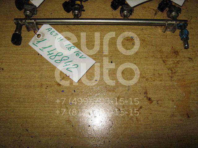 Рейка топливная (рампа) для Opel Astra H / Family 2004> - Фото №1